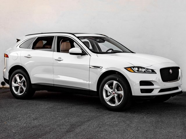 New 2020 Jaguar F-PACE 25t Premium AWD SUV - Lease for $449 per month