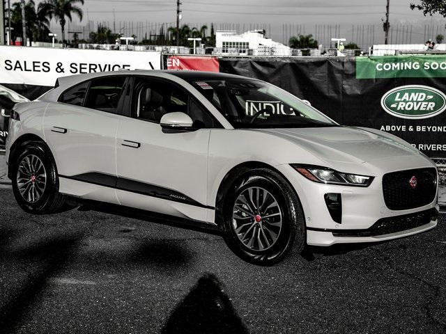New 2020 Jaguar I-PACE S AWD 5 Door SUV - Lease for $819 per month