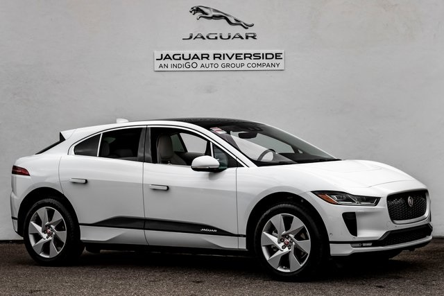 New 2019 Jaguar I-PACE SE AWD 5 Door SUV