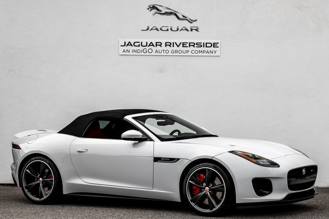 Jaguar F Type Convertible >> New 2020 Jaguar F Type Awd Convertible