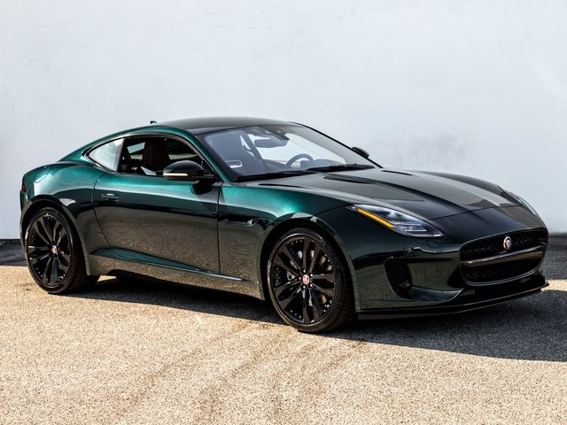 New 2020 Jaguar F Type P340 Coupe Rwd Coupe