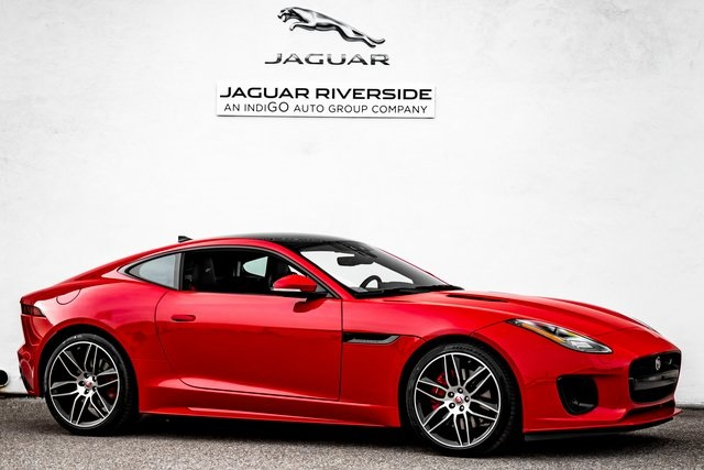 New 2020 Jaguar F-TYPE P300 Checkered Flag LE Coupe