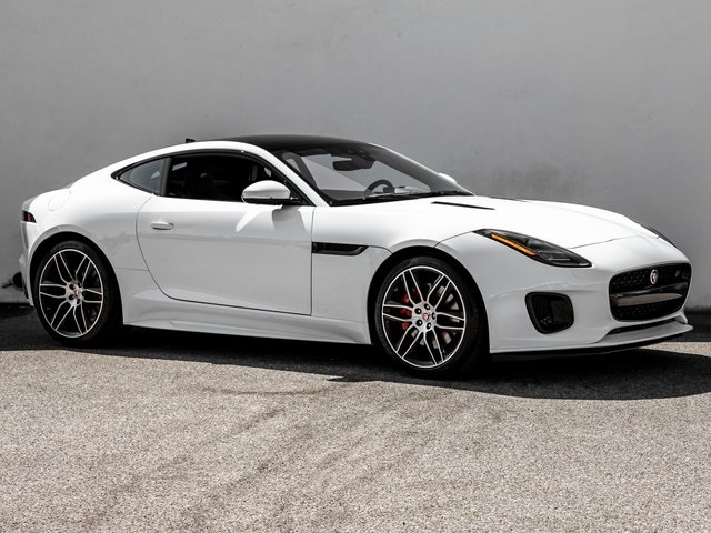 New 2020 Jaguar F-TYPE Checkered Flag Limited Edition Coupe