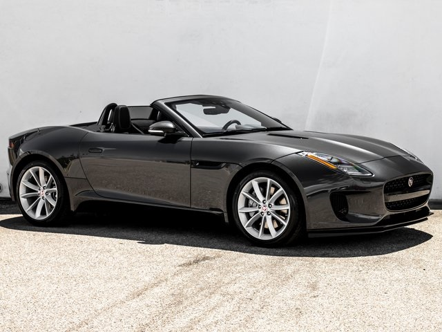 New 2020 Jaguar F-TYPE P340 Convertible