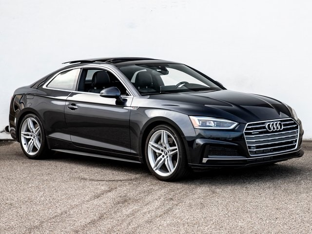 Pre-Owned 2018 Audi A5 Coupe 2.0T Premium Plus