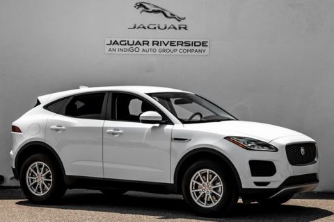 New 2019 Jaguar E-PACE