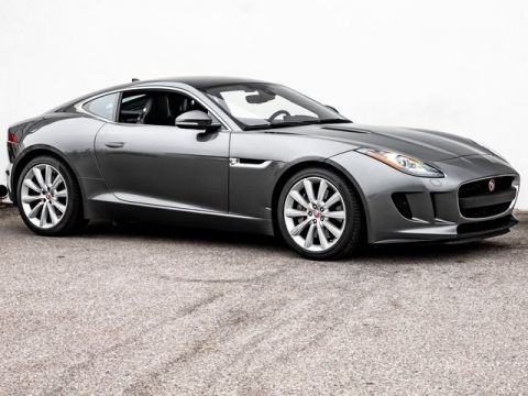 Pre-Owned 2017 Jaguar F-TYPE Premium Coupe