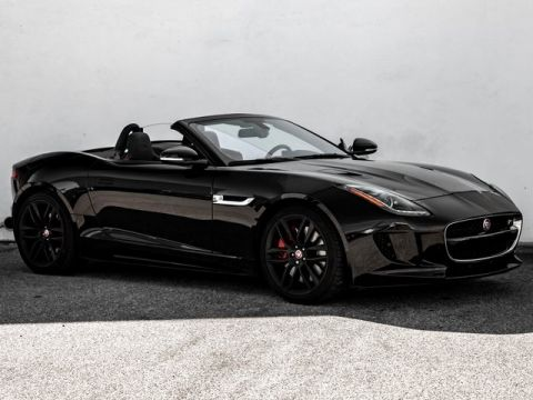 Pre-Owned 2016 Jaguar F-TYPE R Convertible